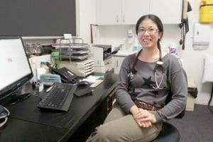 Dr Joanne Ung