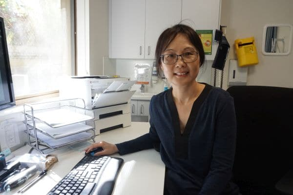 Dr Michelle Zhang